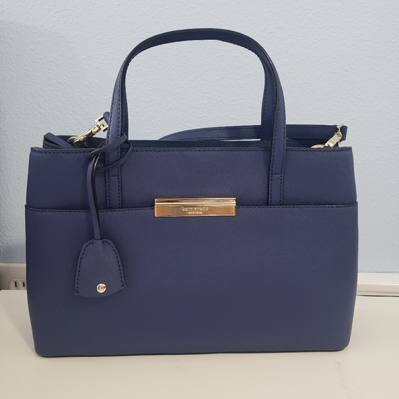 NEW Kate Spade Navy Satchel Bags